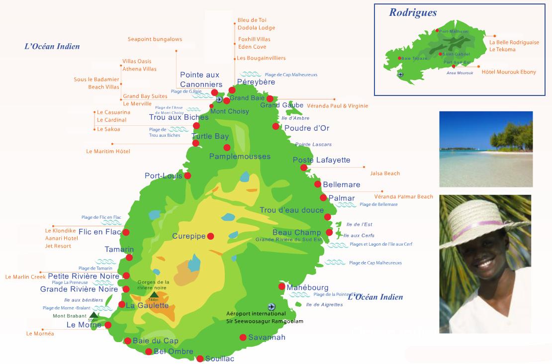Très Séjour & voyages sur-mesure à l'Ile Maurice - Agence de Voyage LE12